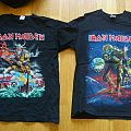 TShirt or Longsleeve - iron maiden 2011 final frontier official T-shirts