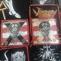 S.O.D. - Speak English or Die Patches