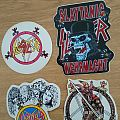 Slayer Sticker Set Other Collectable