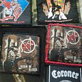 Slayer - Reign in Blood Patches