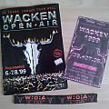 Wacken 1999 - Ticket, Wristband, Programme Other Collectable
