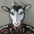Milking the Goatmachine - Plastic Mask Other Collectable