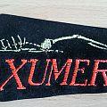 Exumer Logo Coffin Patch