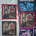 Slayer - Reign in Blood Vintage Patches