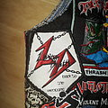 Living Death - Patch - Living Death - Back to the Weapons - Original Patch