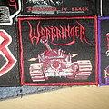 Warbringer - Patch - Warbringer - War without End - Patch
