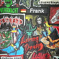 Living Death - Patch - Living Death -Vengeance of Hell - Patch