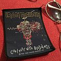 Iron Maiden - Patch - Can I Play With Madness Patch Original