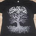 Moonsorrow Finnish Folk Metal Mafia 2016 tour shirt