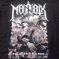 M8L8TH militant black metal shirt