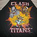 clash of the titans european  baseball/ longsleeve/ tourshirt