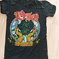 Tourshirt Dio 1986 original