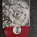 "Dark Angel "" we have arrived"" red vinyl  rare Tape / Vinyl / CD / Recording etc"