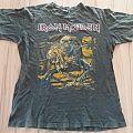 Iron maiden original Tourshirt 1983
