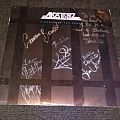 Other Collectable - signed alcatrazz vinyl record