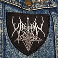 Watain Logo Bootleg patch