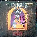 Testament - The Legacy (Promo Copy 1987) Tape / Vinyl / CD / Recording etc