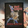 Iron Maiden: Beast on the Road Patch