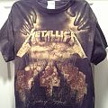 TShirt or Longsleeve - Metallica Master of Puppets all over