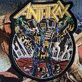 Anthrax - Judge Death Patch