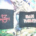 Iron Maiden & Megadeth Sweatbands  Other Collectable