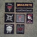 Patches I'm willing to part with