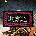 Vintage Judas Priest logo  Patch