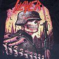 TShirt or Longsleeve - Slayer World Tour 2012 shirt