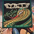 Y&T Mean Streak Tour patch
