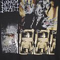 NAPALM DEATH Official Enemy of the Music Business T Shirt