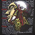 CARCASS Definitions Front and Brain Back Print T Shirt #1 (Fairly New)