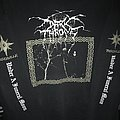 Darkthrone vintage 90's Under a Funeral Moon longsleeve  TShirt or Longsleeve
