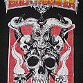BOLT THROWER War Master 1991 US Tour T Shirt