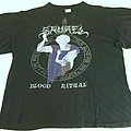 Samael 1992 Blood Ritual Tour shirt
