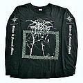 Darkthrone 1993 Under a Funeral Moon longsleeve - Official Peaceville Issue TShirt or Longsleeve