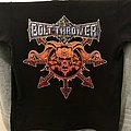 Bolt Thrower 2010 The Next Offensive European Tour Shirt