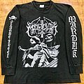 Marduk 2006 Plague Angel Longsleeve Shirt