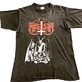 Marduk 1993 Those of the Unlight Short Sleeve Shirt