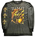 Tiamat 1995 Wildhoney European Tour longsleeve shirt (#1)