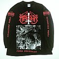 Marduk - TShirt or Longsleeve - Marduk 1990s Opus Nocturne longsleeve Shirt