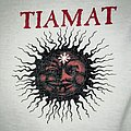 Tiamat 1993/94 Wildhoney Sun Pocket Print longsleeve shirt