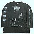 TNBM Darkthrone 1999 Vintage Transilvanian Hunger longsleeve - Official Peaceville issue TShirt or Longsleeve