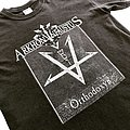 Arkhon Infaustus 2007 Official Orthodoxyn Short Sleeve Shirt