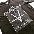 Arkhon Infaustus - TShirt or Longsleeve - Arkhon Infaustus 2007 Official Orthodoxyn Short Sleeve Shirt