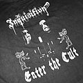 Inquisition late 90's / early 00's Enter the Cult Short Sleeve Shirt