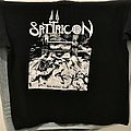 Satyricon Vintage mid to late 90's Dark Medieval Times shortsleeve Shirt