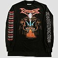 Dismember 1991/2019 Official Like an Ever Flowing Stream Longsleeve Shirt