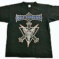 Bolt Thrower 1999 Mercenary US Tour Shirt