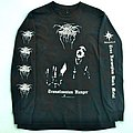 Darkthrone 1994/2019 Official Reprint -- Transilvanian Hunger Longsleeve Shirt