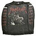 Emperor - TShirt or Longsleeve - EMPEROR 1993 Rider Longsleeve Shirt XL FIRST EDITION